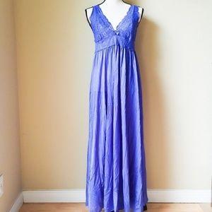 Vintage Shadowline Sleeveless Sweetheart Nightgown